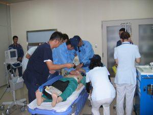 救急訓練 012